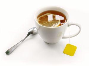 Citrón do čaju