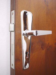 zámok dverí