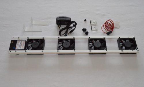 termik ventilator pod radiator