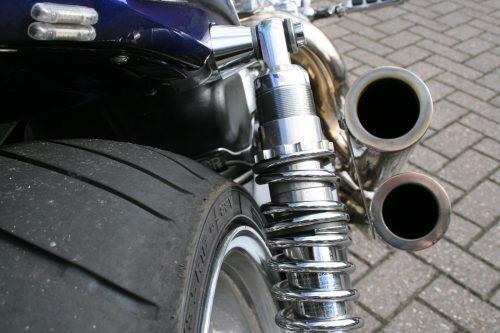Ako si vybrať pneumatiky na motocykel